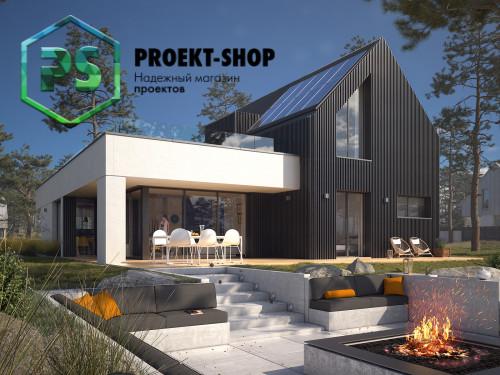 Типовой проект жилого дома 4-1552
