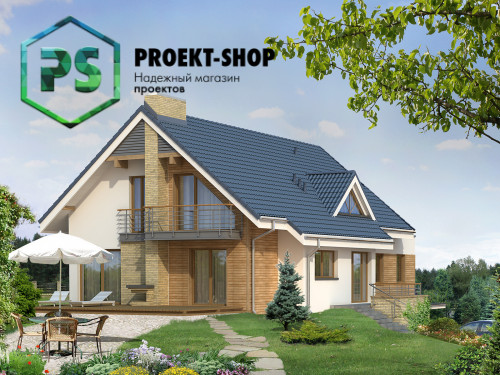 Типовой проект жилого дома 4-156