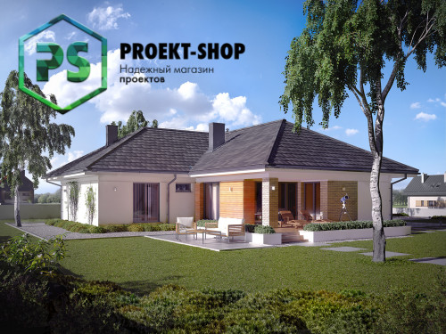 Типовой проект жилого дома 4-162