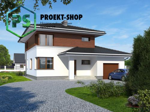 Типовой проект жилого дома 4-1638