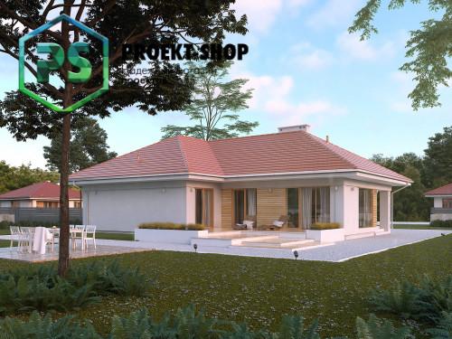 Типовой проект жилого дома 4-164