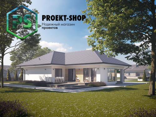 Типовой проект жилого дома 4-165