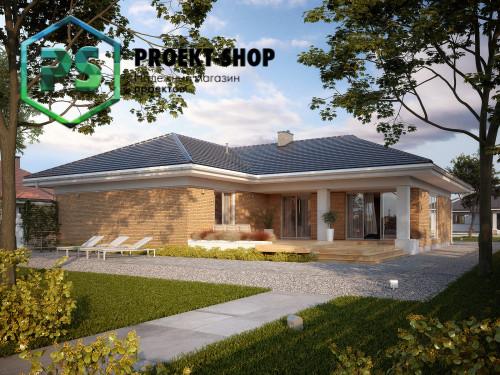 Типовой проект жилого дома 4-166