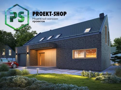 Типовой проект жилого дома 4-1669