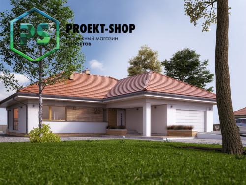 Типовой проект жилого дома 4-167