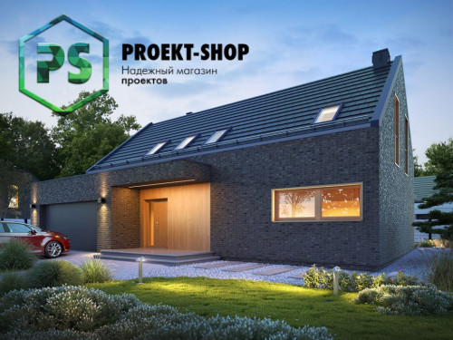 Типовой проект жилого дома 4-1670