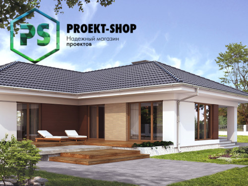 Типовой проект жилого дома 4-169