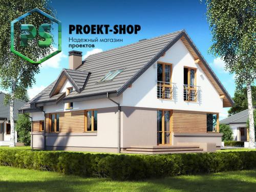 Типовой проект жилого дома 4-1702