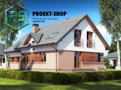 Типовой проект жилого дома 4-1703