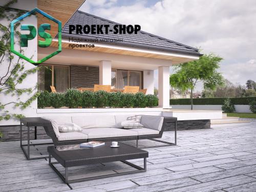 Типовой проект жилого дома 4-171