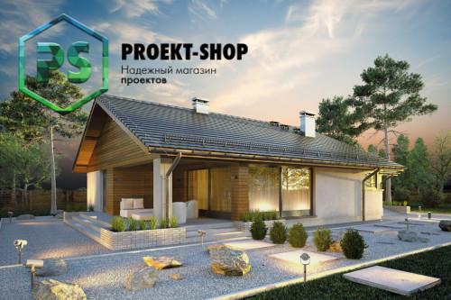 Типовой проект жилого дома 4-1711