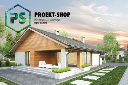 Типовой проект жилого дома 4-1713