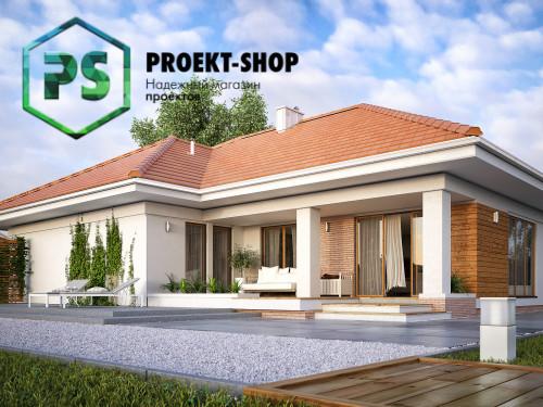Типовой проект жилого дома 4-172