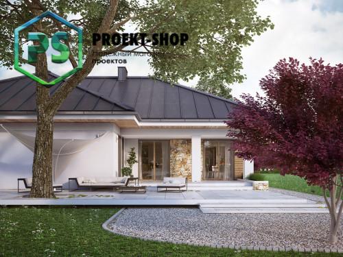Типовой проект жилого дома 4-173