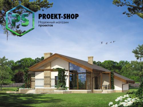 Типовой проект жилого дома 4-1738