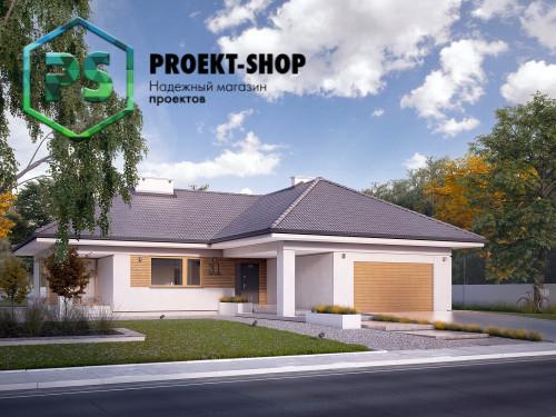 Типовой проект жилого дома 4-174