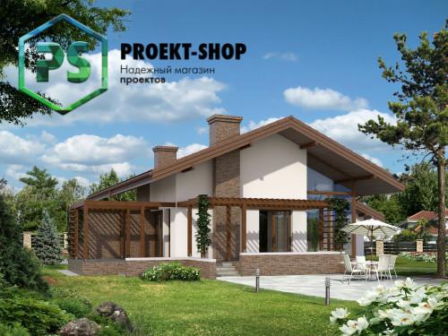 Типовой проект жилого дома 4-1741
