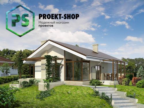 Типовой проект жилого дома 4-1742