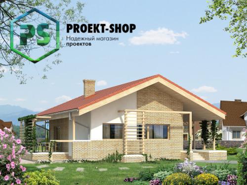 Типовой проект жилого дома 4-1743