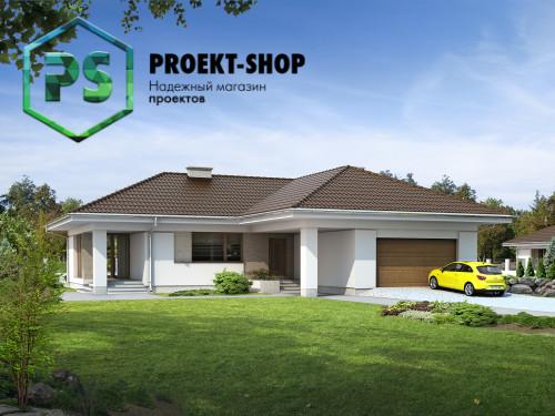 Типовой проект жилого дома 4-175