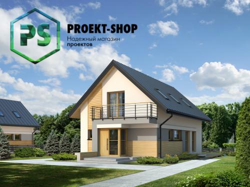 Типовой проект жилого дома 4-176