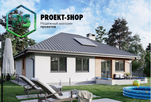 Типовой проект жилого дома 4-1761