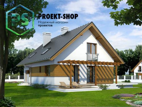 Типовой проект жилого дома 4-1770