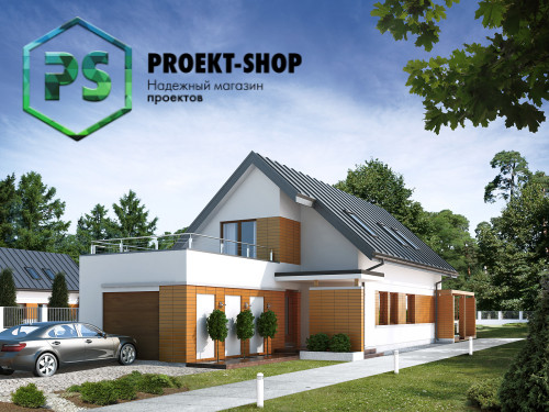 Типовой проект жилого дома 4-179
