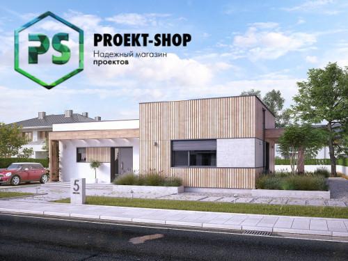 Типовой проект жилого дома 4-180