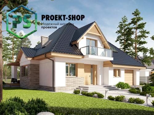 Типовой проект жилого дома 4-181