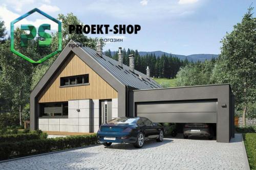 Типовой проект жилого дома 4-1814