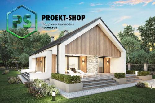 Типовой проект жилого дома 4-1819