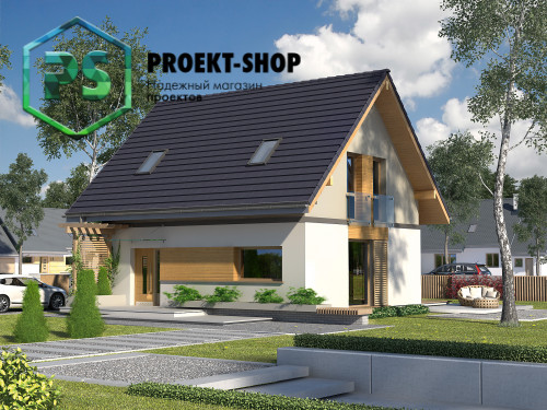 Типовой проект жилого дома 4-183