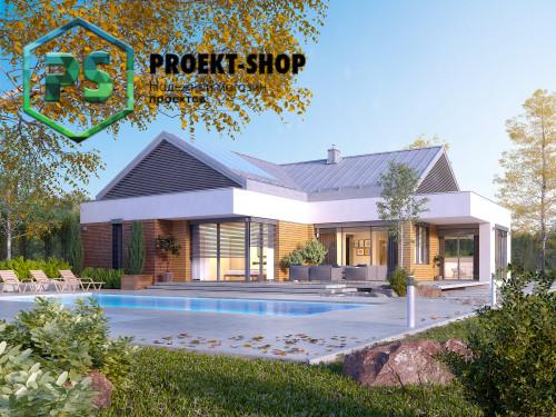 Типовой проект жилого дома 4-1844