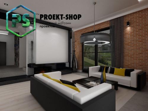 Типовой проект жилого дома 4-185