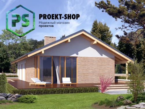 Типовой проект жилого дома 4-1851