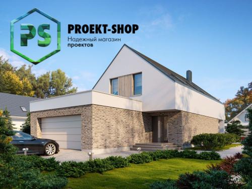 Типовой проект жилого дома 4-186