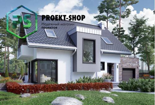 Типовой проект жилого дома 4-1900