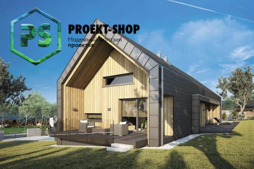 Типовой проект жилого дома 4-1902