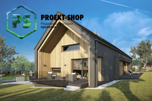 Типовой проект жилого дома 4-1903