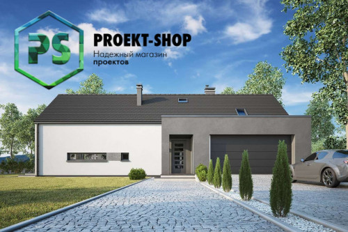 Типовой проект жилого дома 4-1905