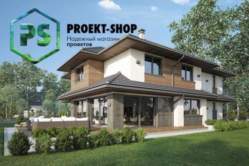Типовой проект жилого дома 4-1914