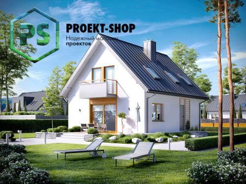 Типовой проект жилого дома 4-192