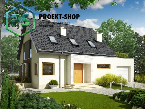 Типовой проект жилого дома 4-1921