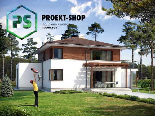 Типовой проект жилого дома 4-193