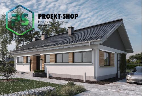 Типовой проект жилого дома 4-1931