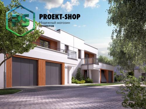 Типовой проект жилого дома 4-1952