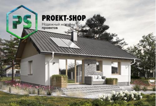 Типовой проект жилого дома 4-1956