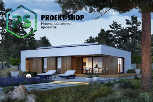 Типовой проект жилого дома 4-1970