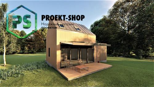 Типовой проект жилого дома 4-1980